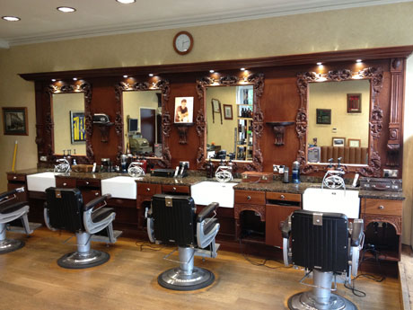 Barber House Calls : ... Barber Shop, Stockton Heath BeOriginal - The Original Barber Shop